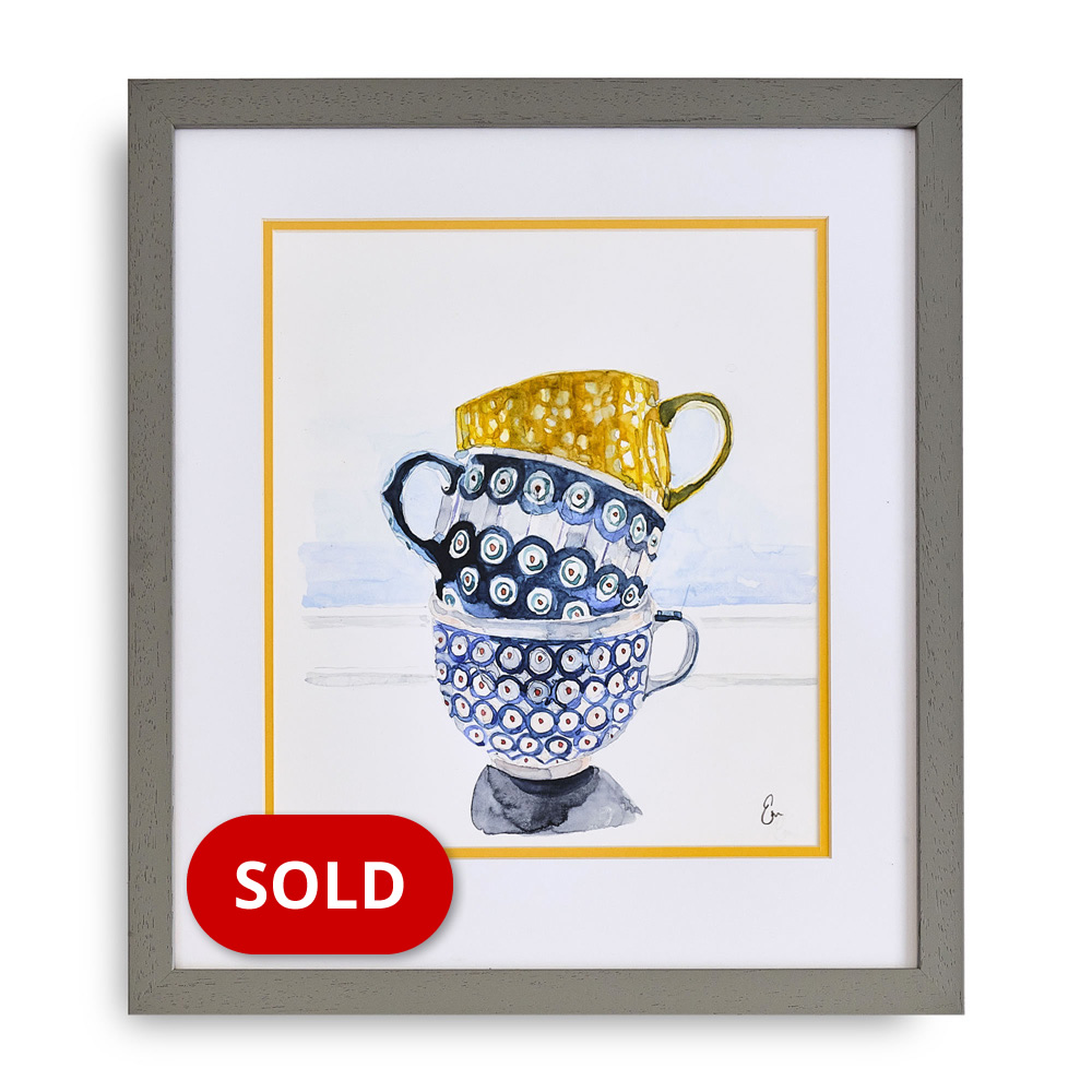 The Cup Runneth Over SOLD