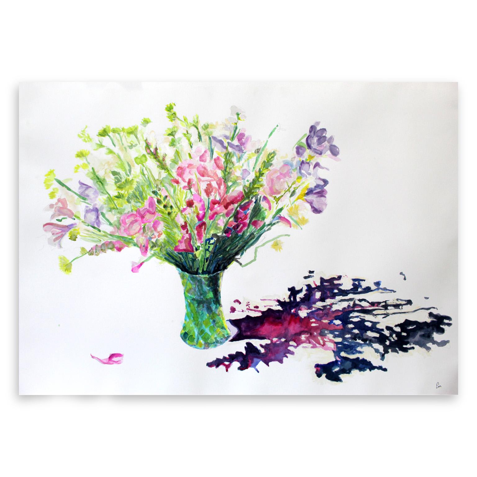 Weekly Flowers - Emily Moncuit