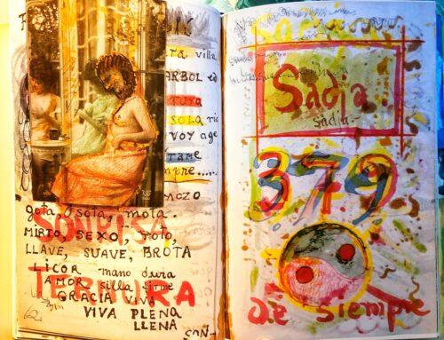 The Sketchbook Journal of Frida Kahlo.