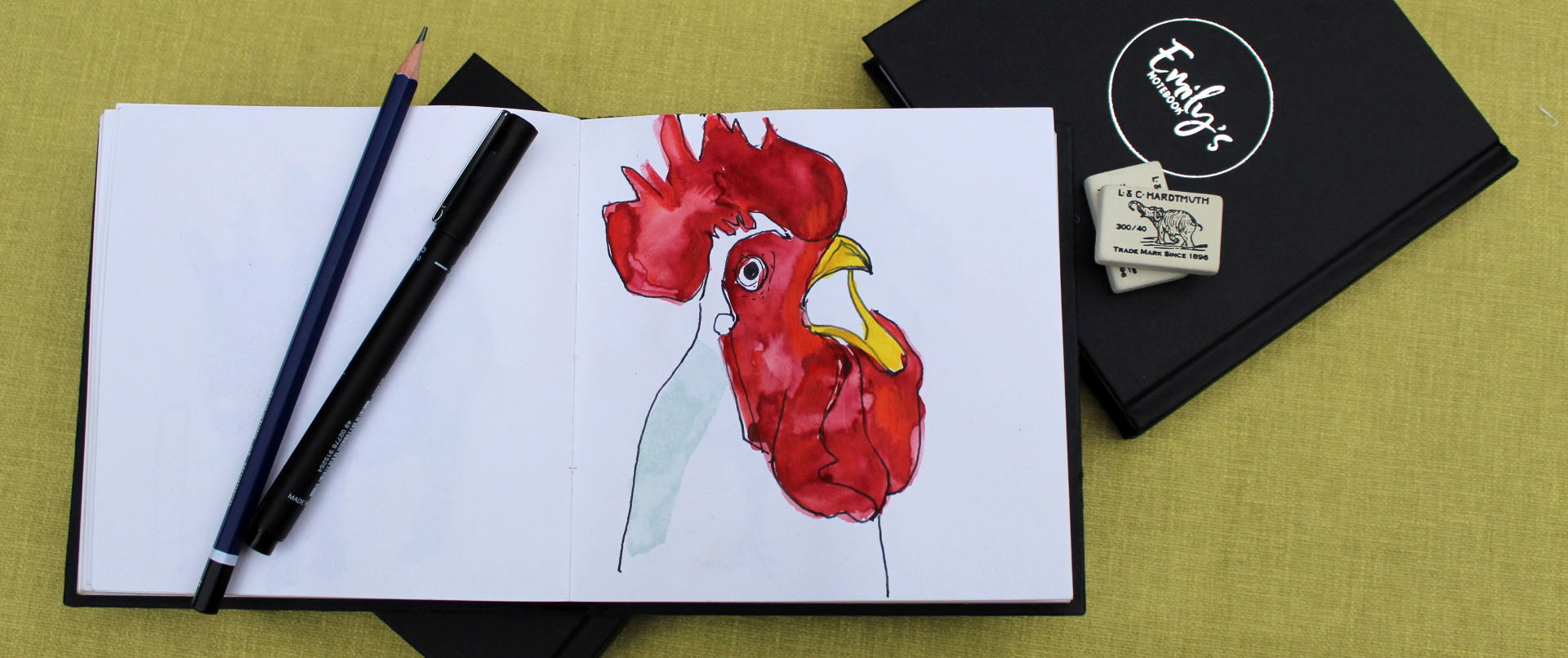 sketch from scratch